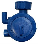 MS Cleaning Valve Complete Blue