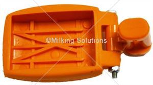 MS Transponder Holder Pendant Orange