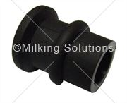 MS Cap 13mm Drain Nozzle Black