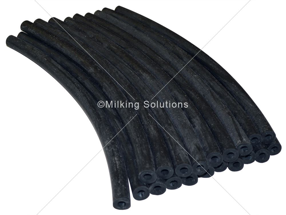 MS Pack Short Air Tube 6 x 13 x 266mm Rubber