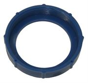 MS Coupling Nut 70 x 2mm Blue