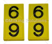 MS Marker Tag Pair (2 Digits)